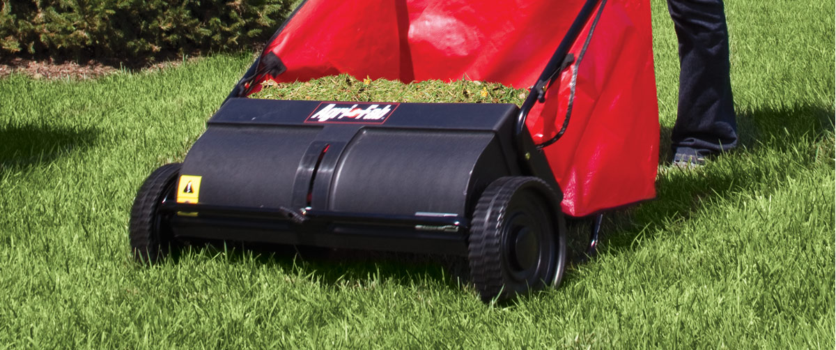 Products Gt 26 Quot Push Lawn Sweeper